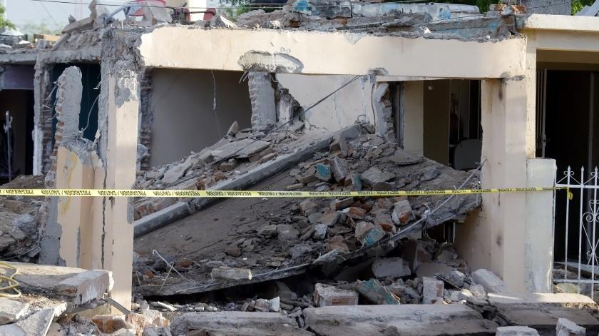 Entrega CPA viviendas nuevas y equipadas a afectadas tras explosión en Los Jardines(El Imparcial)
