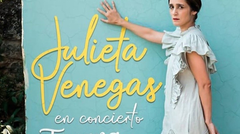 Julieta Venegas cantará en su tierra.(Cortesía Instagram)
