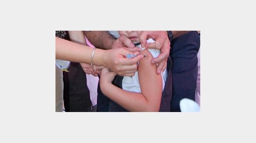 Quedan niños vulnerables a rubéola: falló vacuna desde octubre(Archivo)