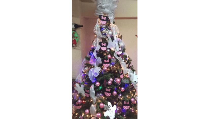 Durante los primeros días de diciembre, muchas familias comienzan a adornar sus hogares con el tema de navidad.(Cortesía)