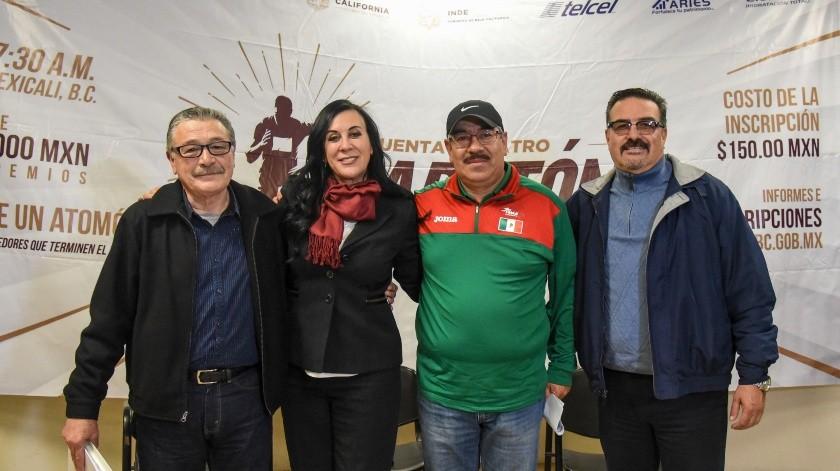 Ya van 800 inscritos en la edición 54 del Maratón Baja California(Archivo)