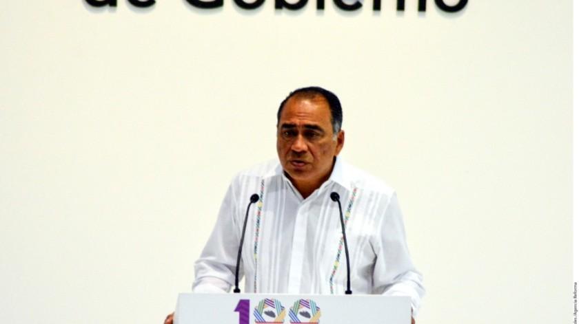 Gobernador de Guerrero confirma tener dengue durante evento(GH)