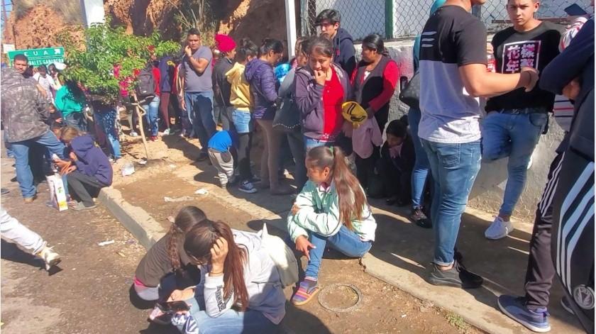HRF subrayó que incluso algunos inmigrantes con derecho a asilo, como los de origen cubano o venezolano...(GH)