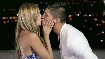 Alan Pulido contrae matrimonio con Ileana Salas