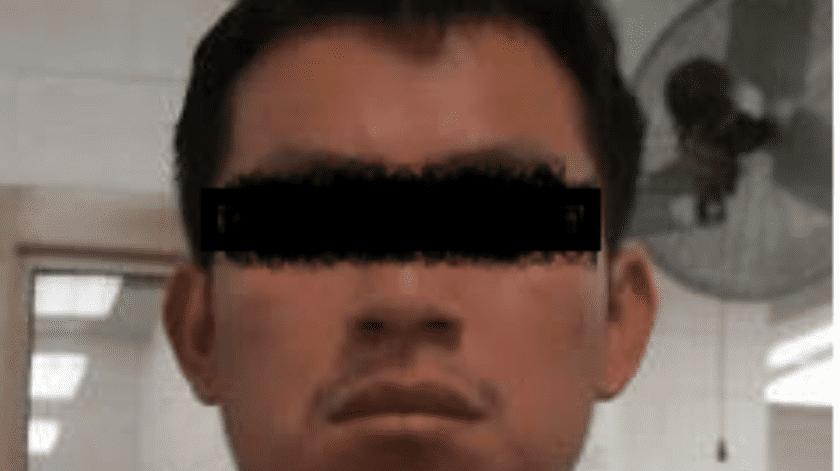 Guatemalteco es detenido cerca del río Colorado(Cortesía)