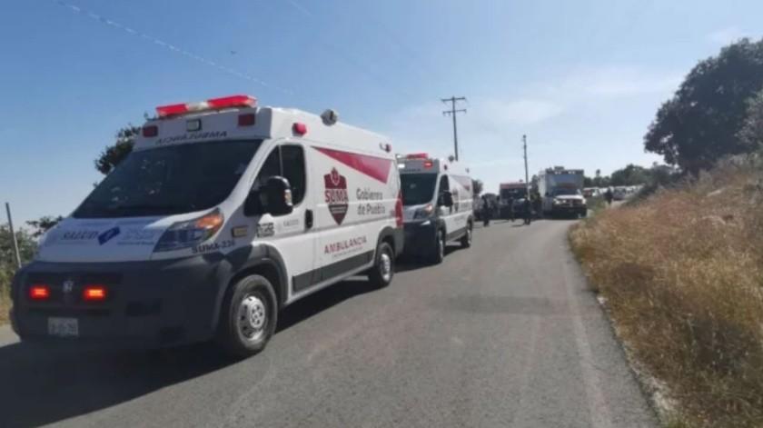 Explota polvorín en Puebla; 4 pierden la vida(GH)