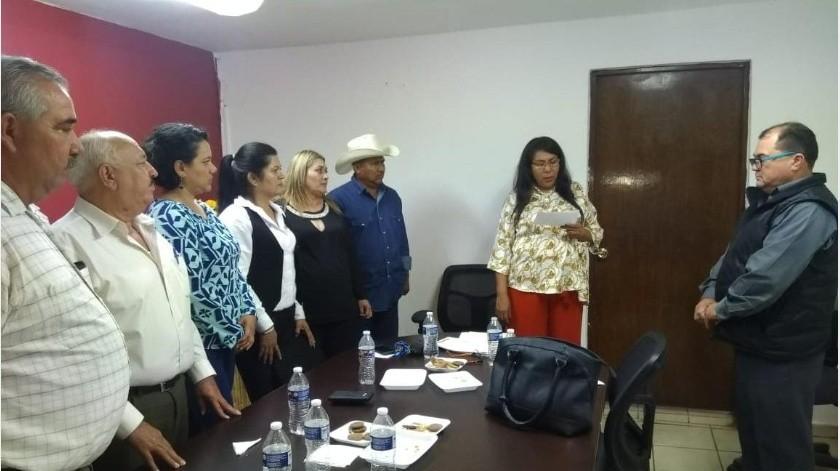 Tiene Bácum nuevo Secretario de Ayuntamiento(Mayra Echeverría)