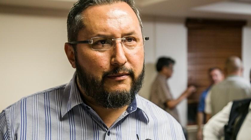 Dirigente del PAN no comparece a la cita con el Ministerio Público(Victor Medina Gorosave)