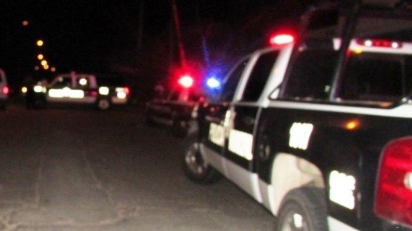 Agentes policiacos atendieron el reporte de privación de la libertad.(Banco Digital)