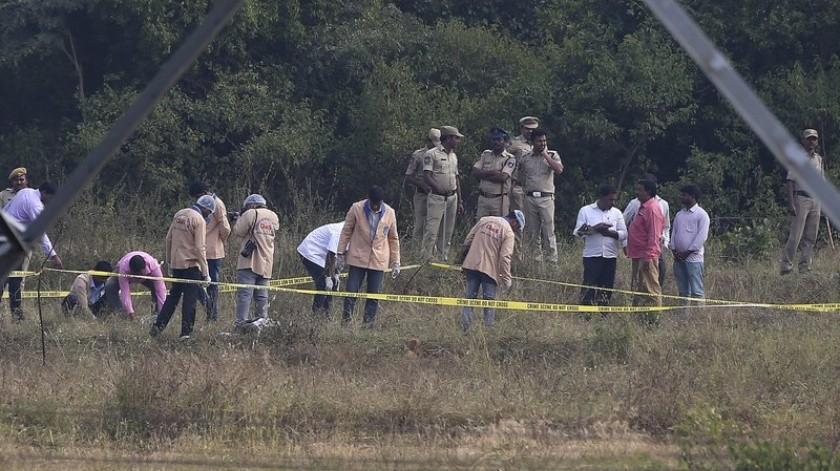 Queman en la India a mujer víctima de violación; iba a testificar su caso(AP)