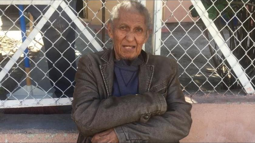 Merced Chávez, de 83 años de edad, necesita del apoyo de los hermosillenses.(Redacción GH)