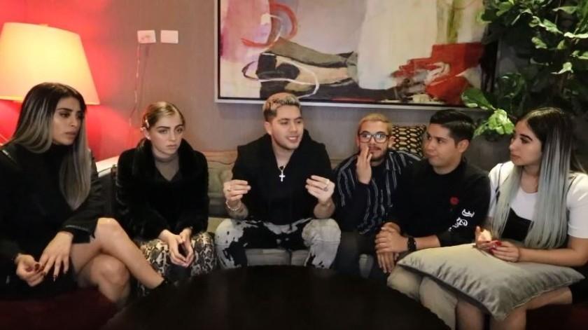 Ex integrantes de Badabun se unen contra CEO.(YouTube/Juan de Dios Pantoja)