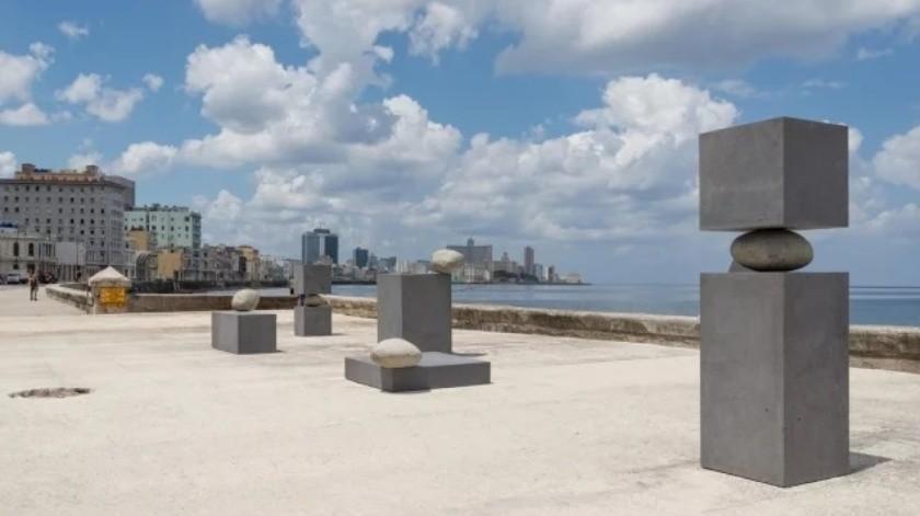 En una feria como Art Basel Miami Beach es difícil decir quiénes son las figuras más importantes, considerando que son 269 las galerías participantes, exhibiendo obras modernas y contemporáneas, desde Goya hasta Amoako Boafo, pintor ghanés de 35 años.(Tomada de la red)
