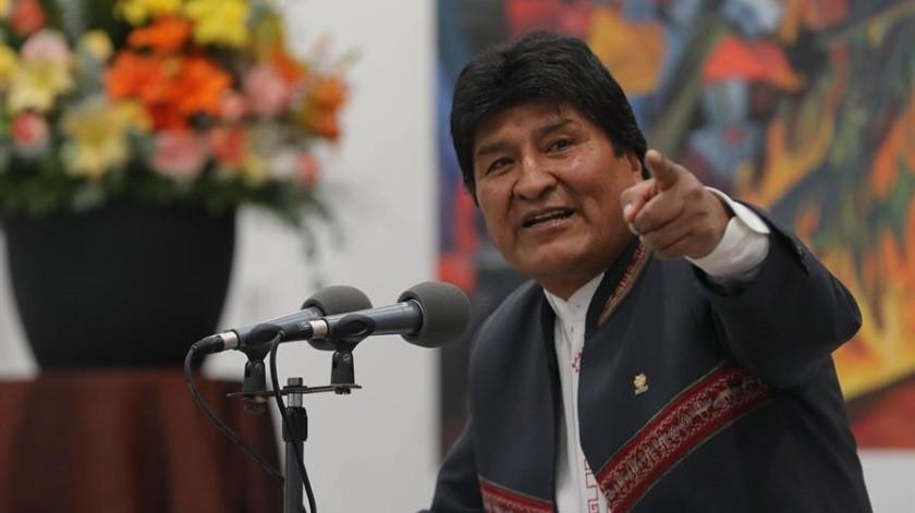 Cuba calla sobre estancia de Evo Morales(EFE)
