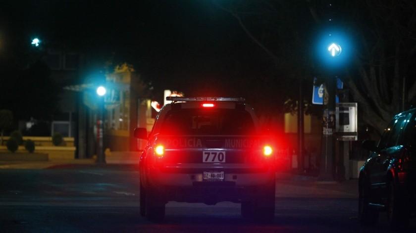 Auxilian policías a personas con problemas de salud(GH)