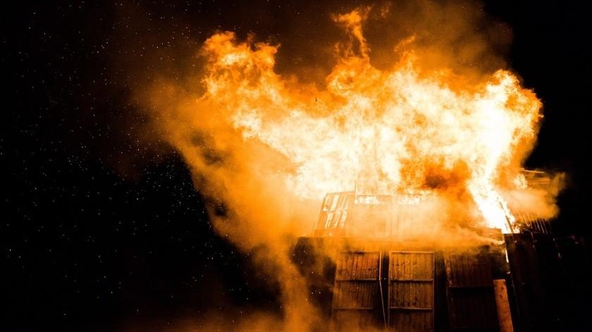 India: Incendio en mercado deja 34 muertos(Ilustrativa/Pixabay)