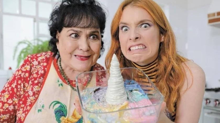 Las celebridades mexicanas suelen ser reservadas cuando se trata de su vida privada, pero en ocasiones hay shows que revelan partes íntimas de ellos, como Pinches famosos.(Tomada de la red)