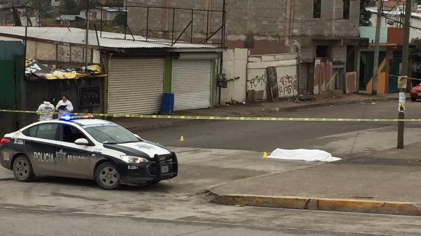 Ejecutan a un hombre en el Mariano Matamoros en Tijuana(Margarito Martínez)
