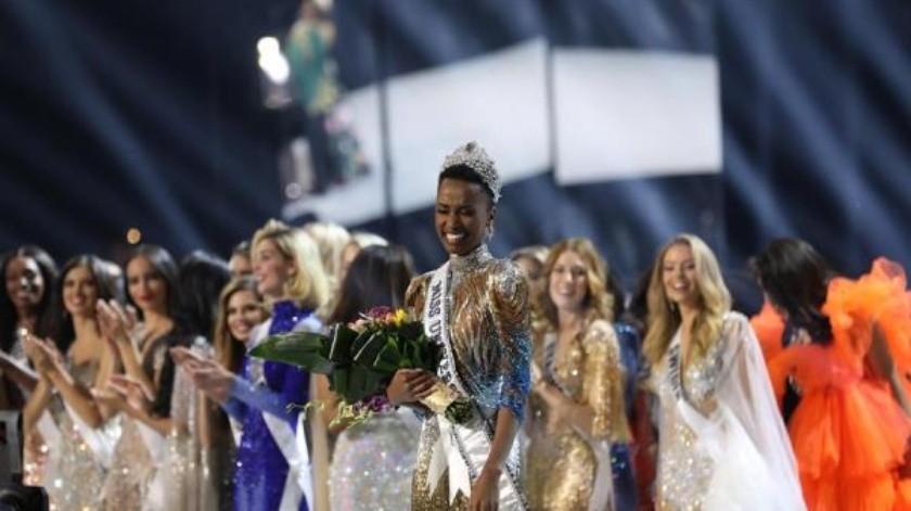 La sudafricana Zozibini Tunzi gana Miss Universo 2019(EFE)