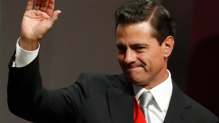 Enrique Peña Nieto(Copyright 2018 The Associated Press. All rights reserved., AP)