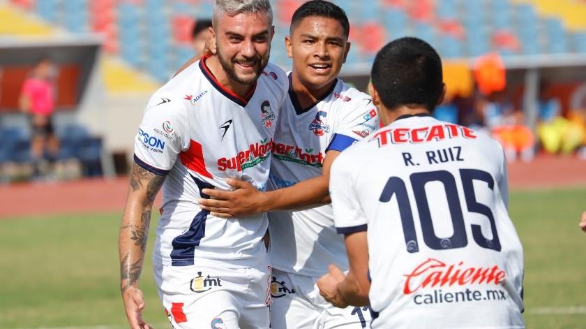 Confirma Cimarrones su lista de bajas(Julián Ortega)