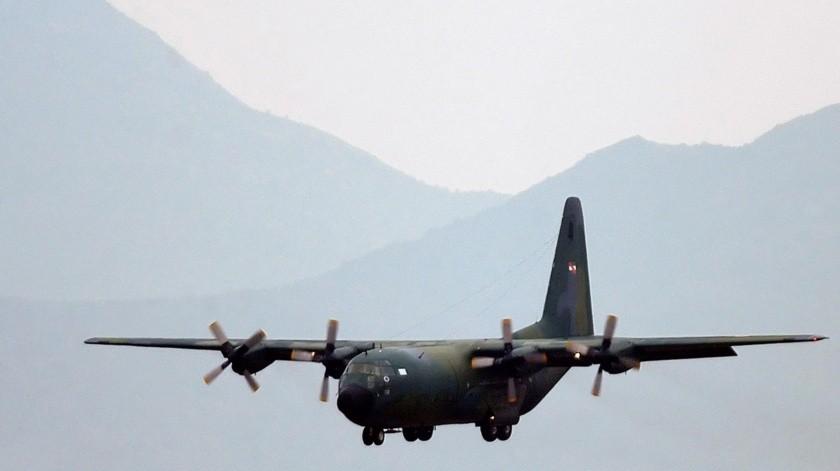 Confirmado: Avión militar que desapareció con 38 personas está siniestrado(EFE)