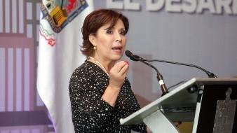 Rosario Robles comparece por escrito en juicio político en su contra