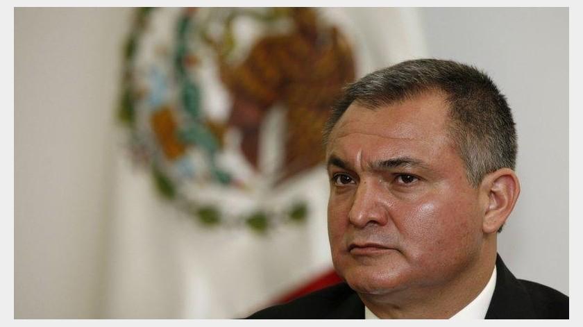 La lista de acusaciones por corrupción y abuso de poder en contra del exsecretario de Seguridad Genaro García Luna, de 51 años, era tan larga que, para algunos, su arresto era solo cuestión de tiempo.(AP)