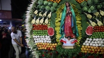 No habrá celebración del Día de la Virgen de Guadalupe en Tijuana