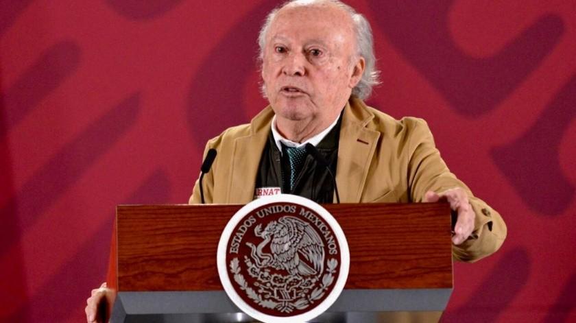Víctor Manuel Toledo Manzur(Gobierno de México)