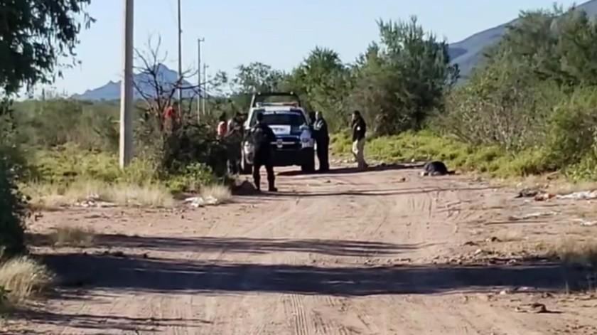Encuentran cuerpo sin vida en el poblado de Santa Clara