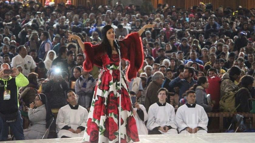 Riadas de peregrinos con el rostro cansado desbordaban este jueves todos los recovecos de la Basílica de Guadalupe, al norte de Ciudad de México, a donde más de diez millones de personas llegaron para agradecer y pedir intercesiones a la Virgen de Guadalupe.