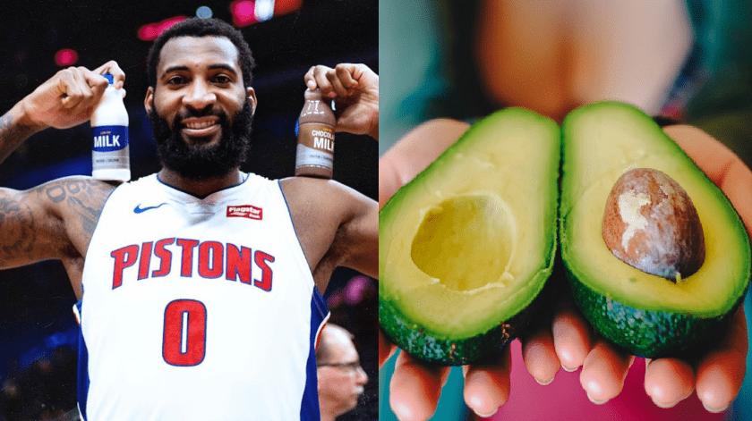 """Aguacate """"ataca"""" a Drummond, ¿le dice adiós a NBA en México?(Instagram)"""