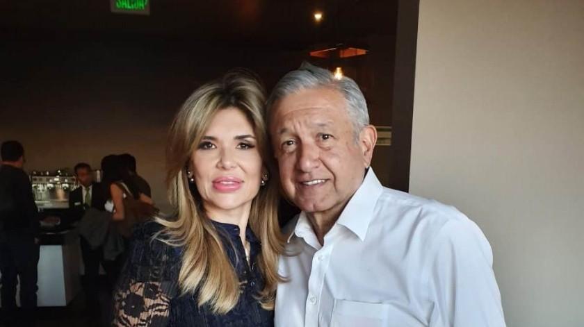 La gobernadora Claudia Pavlovich sostuvo una reunión con el presidente de México, Andrés Manuel López Obrador, donde habló sobre obras para Sonora.