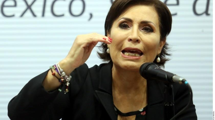 Niegan detener investigación contra Rosario Robles por Estafa Maestra(GH)