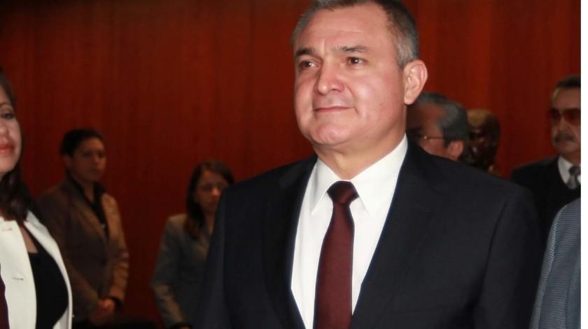 Genaro García Luna(Agencia Reforma)