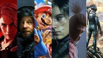 Premian a los mejores videojuegos del año