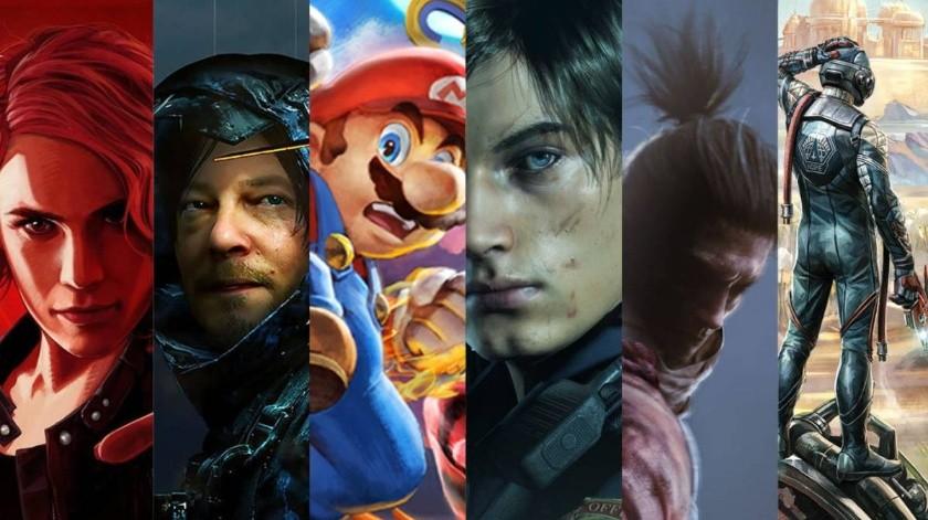 Premian a los mejores videojuegos del año(Tomada de la red)