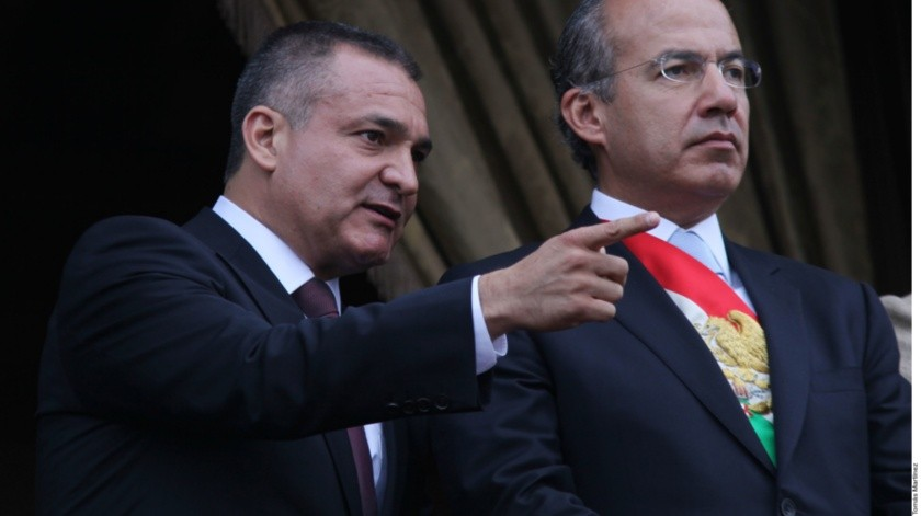 Herrera Vallesrecordó que en el 2018envió dos misivas al jefe del Ejecutivo federal para darle a conocer que el entonces secretario de Seguridad Pública Federal incurría en nepotismo.