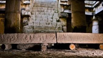 Hallan en Chichén Itzá objetos antiguos mayas