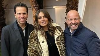 Luis García, Carlos Loret de Mola y Galilea Montijo están preparando un proyecto juntos.
