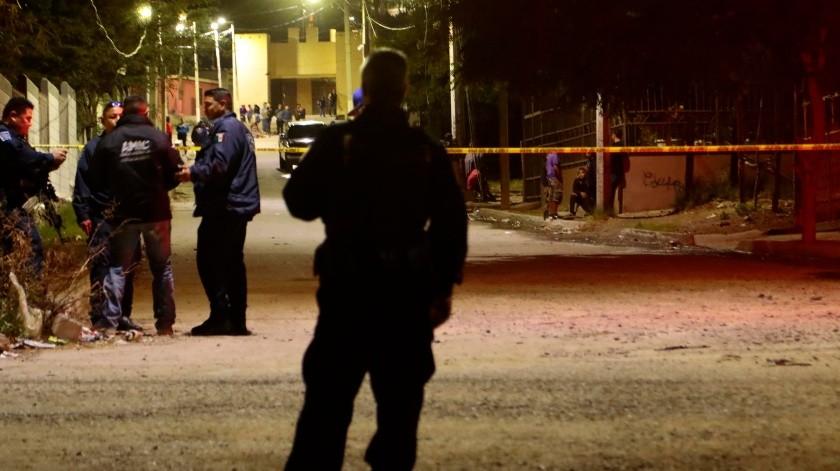 Imagen ilustrativa.- Uno de los hombres fue atacado a balazos.(Banco Digital)