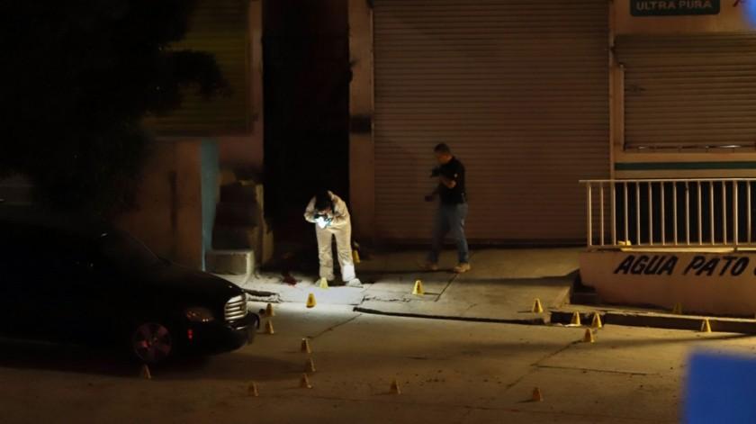 En el año han registrado un total de 2 mil 105 homicidios dolosos.