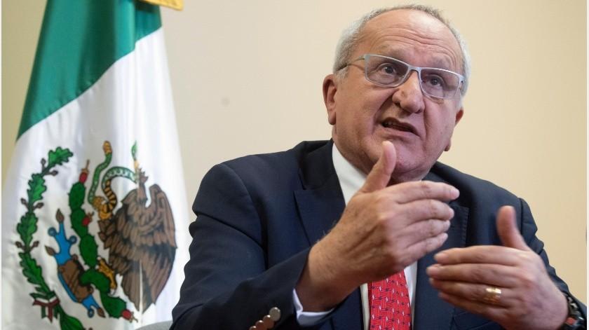 El Senado mexicano votó 107-1 a favor de aprobar las modificaciones al acuerdo el jueves por la tarde.(AP)