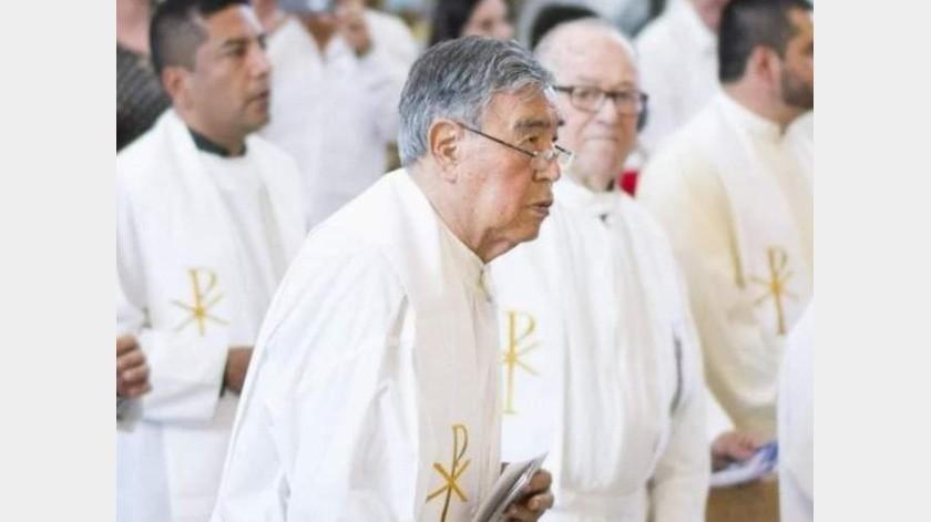 A sus 82 años murió el sacerdote Gerardo Ramírez Navarro, originario de Cananea, Sonora.