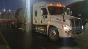 Asegura GN 66 mil litros de diésel en Durango