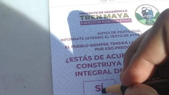 Está prevista una inversión total de unos 120 mil millones de pesos (unos 6 mil millones de dólares) para construir el Tren Maya