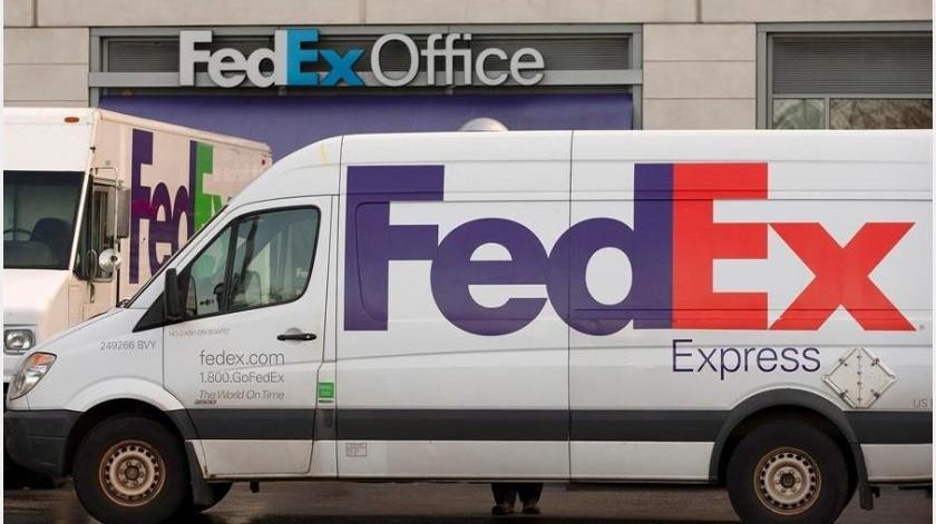 La campaña navideña es el período del año de más actividad para Amazon y, por consiguiente, también uno de los más activos para FedEx y otras empresas del sector...(EFE)