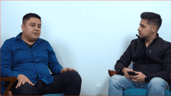 Víctor González, quien fuera la voz oficial de Badabun, entrevistó al ex CEO de la empresa César Morales Jiménez.