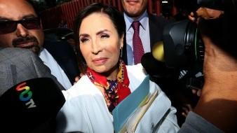 Rosario Robles permanecerá en prisión, confirma Magistrada